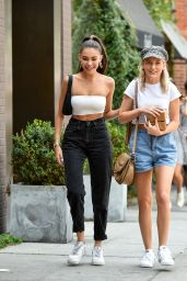 Madison Beer - Out in LA 08/09/2018