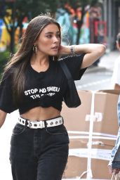 Madison Beer - Out in New York 08/21/2018