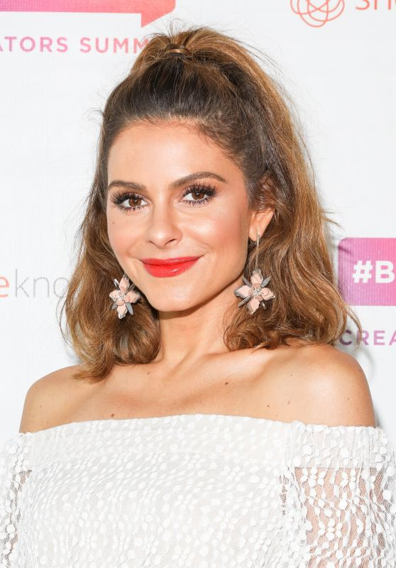 Maria Menounos – #Blogher Creators Summit in NY 08/08/2018