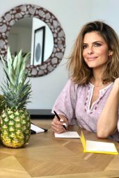 Maria Menounos - Social Media 08/23/2018