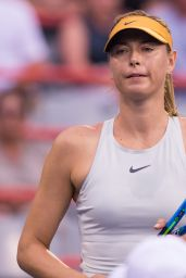 Maria Sharapova – Rogers Cup in Montreal 08/06/2018