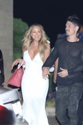 Mariah Carey - Out in Malibu 08/29/2018