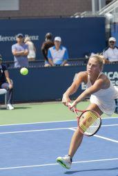 Marta Kostyuk – 2018 US Open Tennis championship in New York – Qualifying Day 1