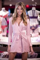 Martha Hunt - Launches the all New Sexy Illusions Collection in Oak Brook