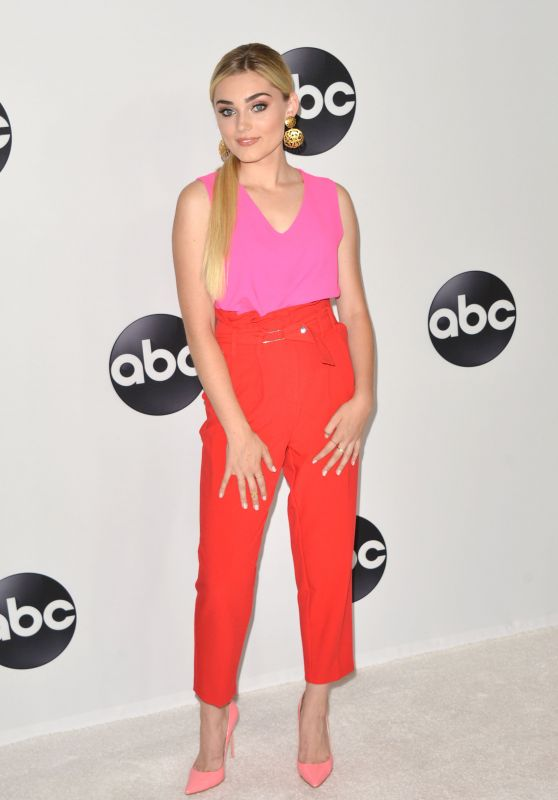 Meg Donnelly – ABC All-Star Happy Hour at 2018 TCA Summer Press Tour in LA