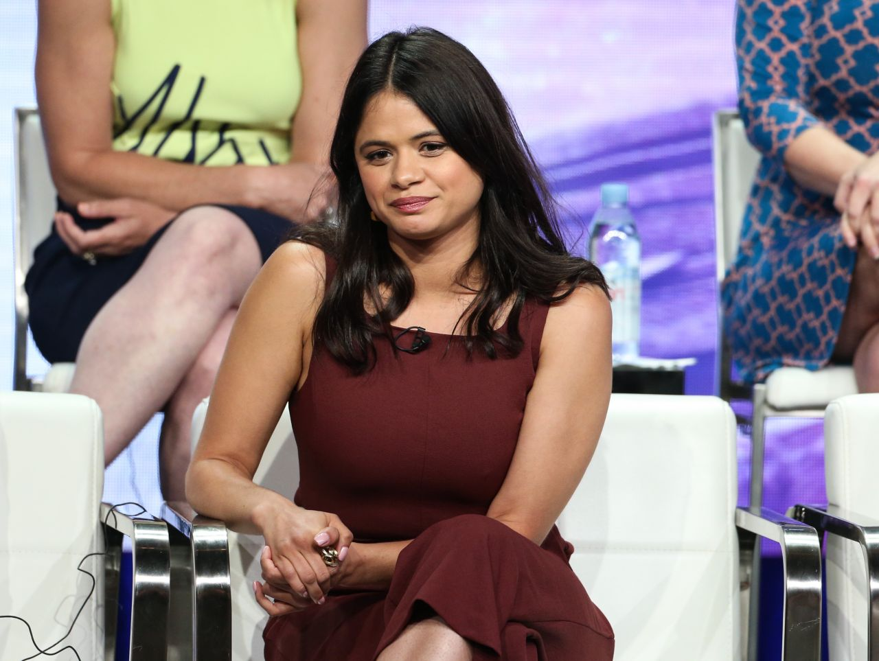 "Melonie Diaz – ""Charmed"" TV Show Panel at 2018 TCA Summer"