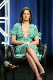 "Mercedes Mason – ""The Rookie"" TV Show Panel at 2018 TCA Summer Press Tour in LA"
