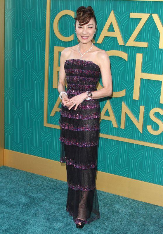 "Michelle Yeoh – ""Crazy Rich Asians"" Premiere in LA"
