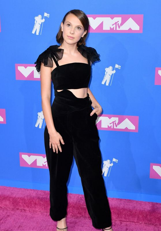 Millie Bobby Brown – 2018 MTV Video Music Awards