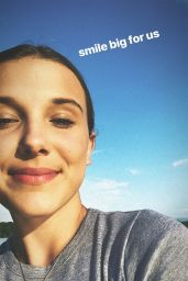 Millie Bobby Brown - Personal Pics 08/30/2018