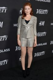 Mina Sundwall at 2018 Variety Annual Power of Young Hollywood