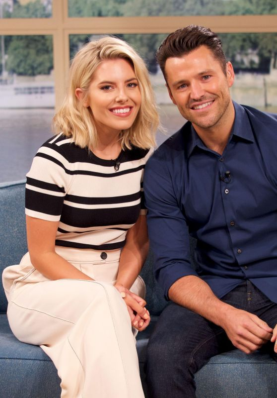 Mollie King - This Morning TV Show in London 08/24/2018