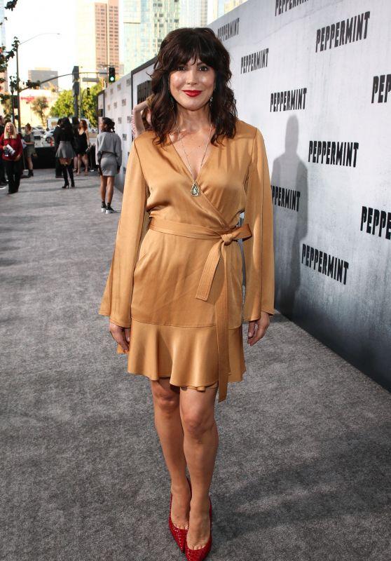 """Moniqua Plante – """"Peppermint"""" Premiere in LA"""