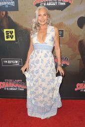 """Monique Parent – """"The Last Sharknado: It's About Time"""" Premiere in LA"""