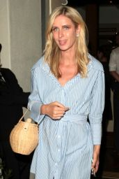 Nicky Hilton at Madeo in Beverly Hills 08/08/2018