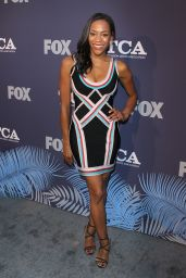 Nikki M. James – FOX Summer TCA 2018 All-Star Party in West Hollywood