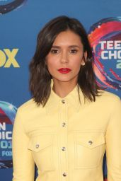 Nina Dobrev – Teen Choice Awards 2018