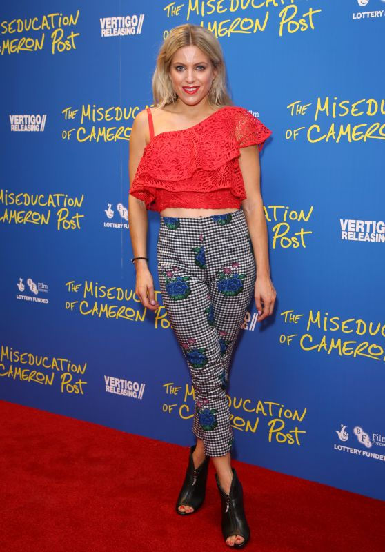 "Olivia Cox - ""The Miseducation of Cameron Post"" Gala Screening in London"