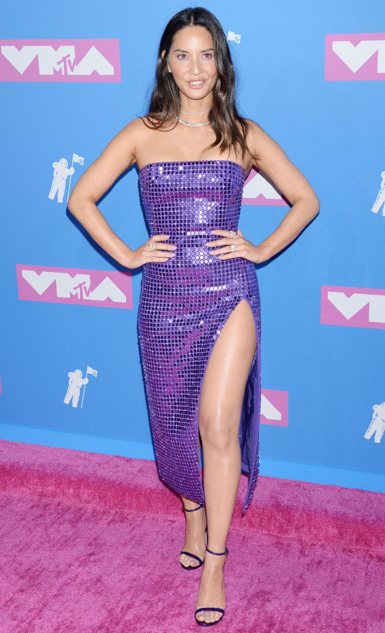 Olivia Munn 2018 Mtv Video Music Awards