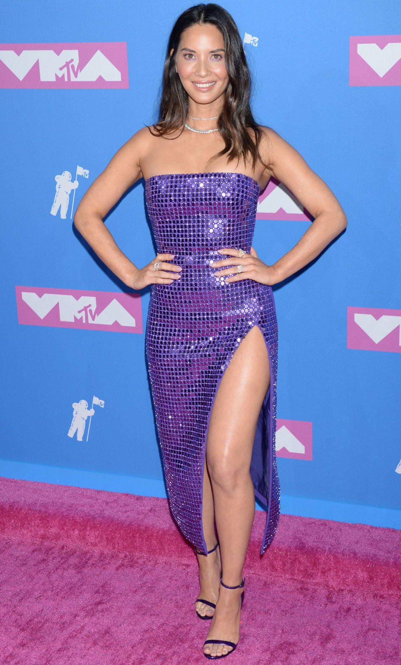 Olivia Munn 2018 Mtv Video Music Awards