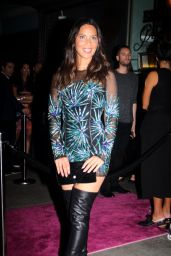 Olivia Munn - Jennifer Lopez