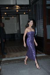 Olivia Munn - Leaving Her Hotel in New York 08/20/2018