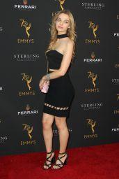 Olivia Rose Keegan – Television Academy Daytime Peer Group Emmy Celebration in LA 08/22/2018