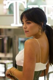 Olympia Valance - Tiffany & Co Paper Flowers Event in Melbourne