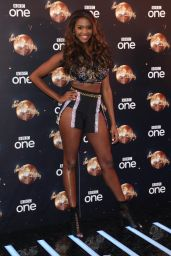 Oti Mabuse – Strictly Come Dancing Launch in London 08/27/2018