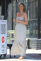 Paige Butcher - Leaving a Hair Dresser in West Hollywood 08/13/2018