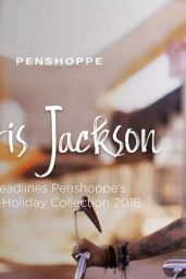 Paris Jackson - Penshoppe New Campaign, August 2018