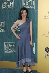 "Perrey Reeves – ""Crazy Rich Asians"" Premiere in LA"