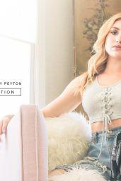 Peyton Roi List - List By Peyton August 2018 Photoshoot
