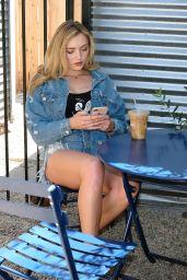 Peyton Roi List Street Style - Los Angeles 08/24/2018