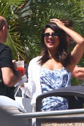 Priyanka Chopra and Nick Jonas - Cabo San Lucas 08/30/2018