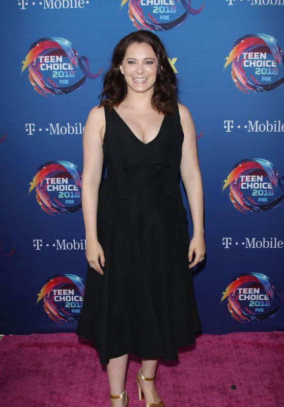 Rachel Bloom – Teen Choice Awards 2018