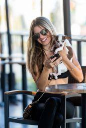 Rachel McCord in Los Angeles 08/22/2018