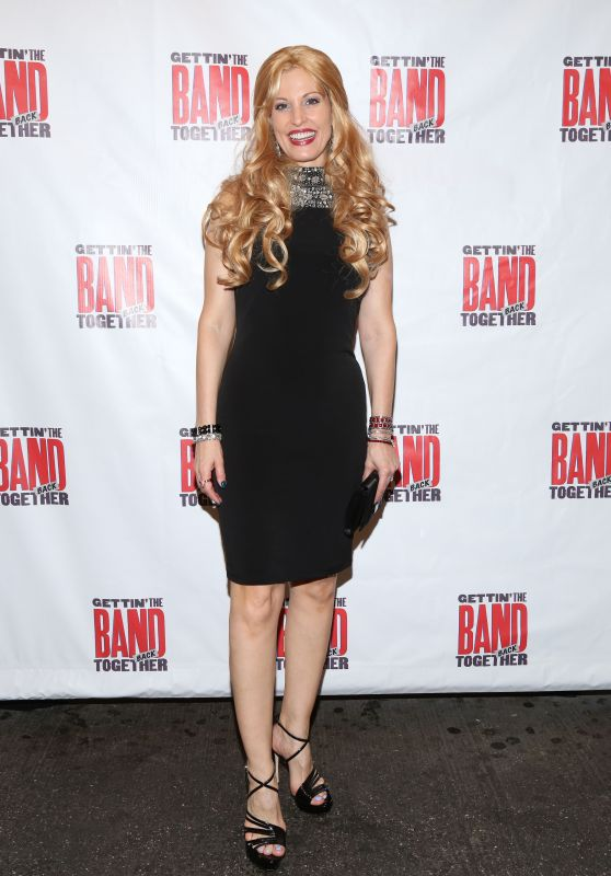 "Rachel York – ""Gettin' The Band Back Together"" Opening Night in NY"