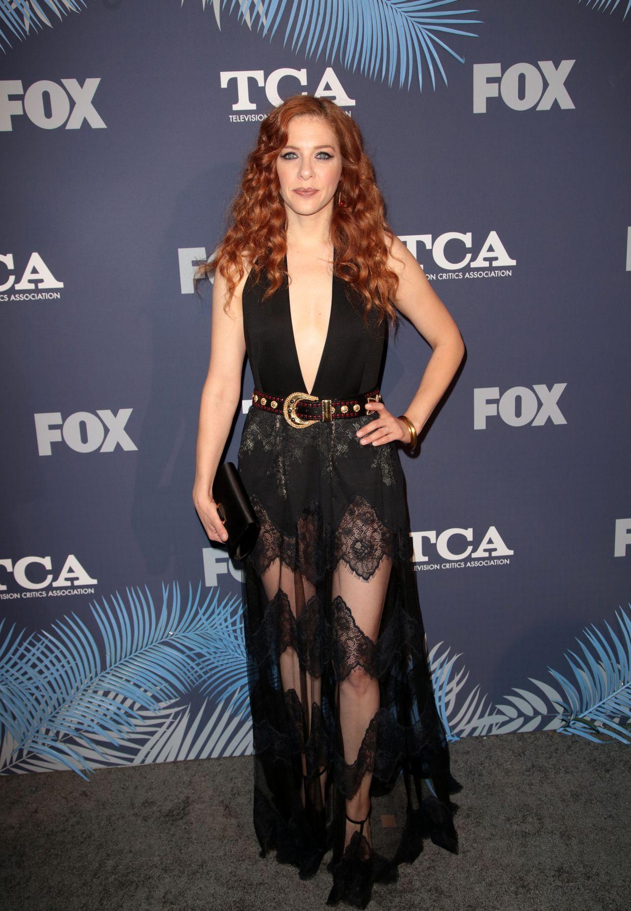 Rachelle Lefevre Fox Summer Tca 2018 All Star Party In