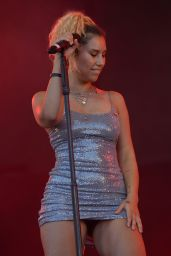 Raye Performs at Brighton Pride in Brighton 08/05/2018