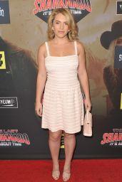 """Renee Willett – """"The Last Sharknado: It's About Time"""" Premiere in LA"""