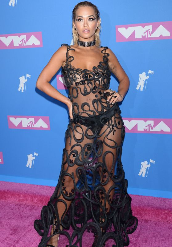 Rita Ora – 2018 MTV Video Music Awards