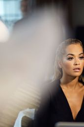 Rita Ora - Getting ready for The MTV VMAs Photo Diary for Vogue