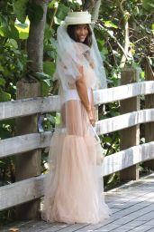 Rocky Barnes - Bikini Photoshoot in Miami Ahead of Her Wedding 08/11/2018