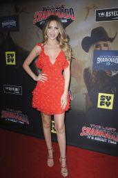 "Ryan Newman – ""The Last Sharknado: It's About Time"" Premiere in LA"