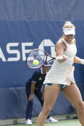 Sabine Lisicki – 2018 US Open Tennis championship in New York – Qualifying Day 1