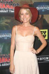 "Sadie Katz – ""The Last Sharknado: It's About Time"" Premiere in LA"
