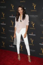 Sal Stowers – Television Academy Daytime Peer Group Emmy Celebration in LA 08/22/2018