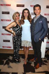 Samantha Barks - Pretty Woman The Musical, NY 08/12/2018