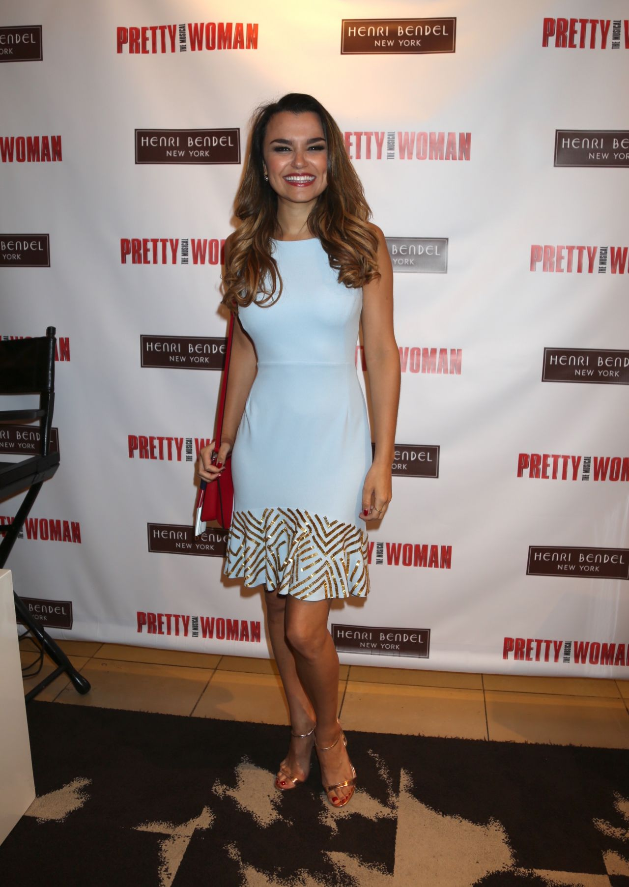 Watch Samantha barks magic at the musicals in london uk video